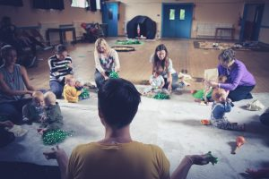 Baby class franchise story sensory franchise