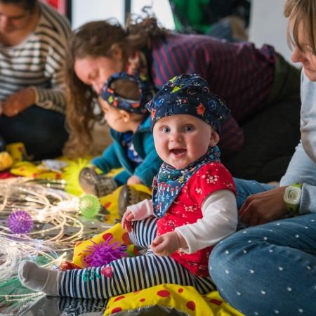 stockport baby toddler sensory class