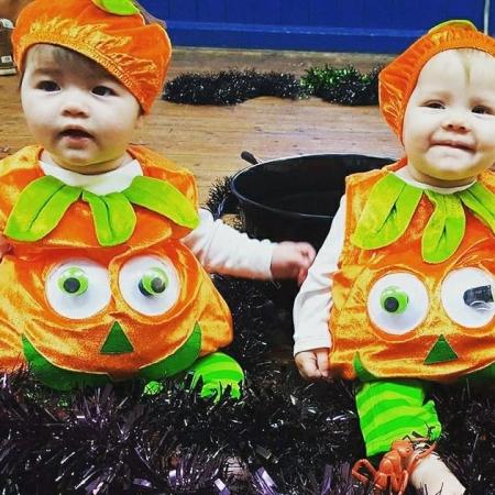 baby class halloween
