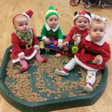 Brentwood Christmas sensory storytelling