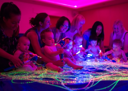 Leamington Spa Baby and Toddler Sensory Storytelling Classes