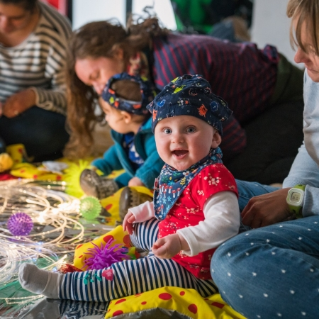 Leamington Spa Baby and Toddler Sensory Storytelling Class