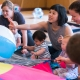 baby and toddler sensory class