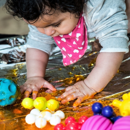 messy play Walthamstow