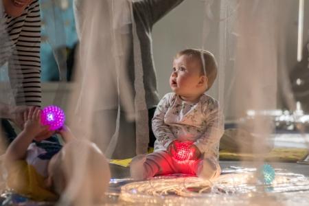 sensory storytelling baby class aylesbury