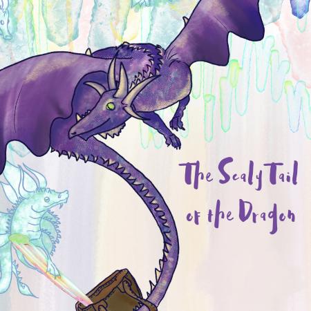 childrens book dragon