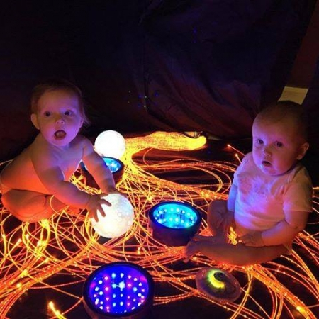 baby sensory class in aylesbury