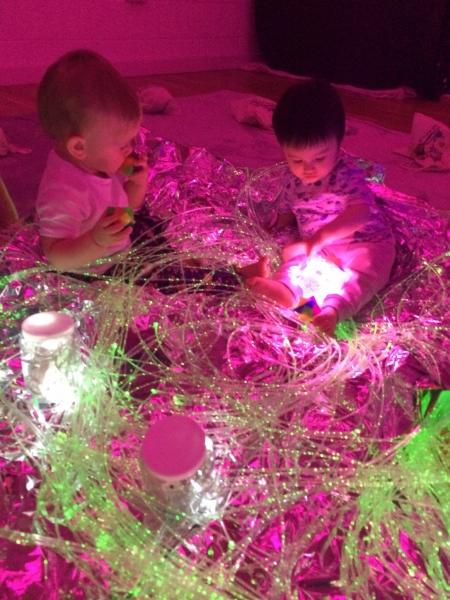 baby sensory class aylesbury