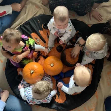 Chelmsford Halloween Sensory Storytelling