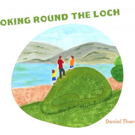 Loch Ness childrens book